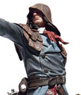 Assassin�s Creed Unity PVC Statue Arno The Fearless Assassin 24 cm