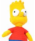 Simpsons Plush Figure Bart 38 cm
