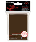 Ultra Pro Deck Protector Card Sleeves Solid brown (50)
