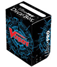 Cardfight!! Vanguard Full-View Deck Box Card Back