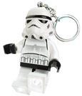 Lego Star Wars Mini-Flashlight with Keychains Stormtrooper