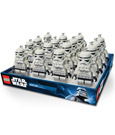 Lego Star Wars Mini-Flashlight with Keychains Stormtrooper Display (16)