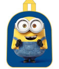 Minions Backpack Banana 3D Relief