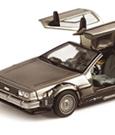 Back to the Future II Diecast Model 1/43 DMC DeLorean