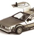 Back to the Future Diecast Model 1/43 DMC DeLorean