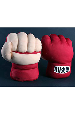 Street Fighter Plush Fists Ryu 30 cm