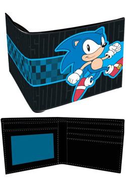 Sonic The Hedgehog Wallet Jump