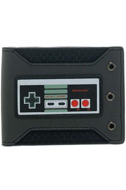 Nintendo Wallet Controller Rubber Badge