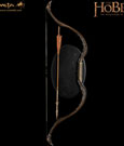The Hobbit The Desolation of Smaug Replica 1/1 Bow and Arrow of Tauriel 110 cm