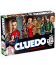 The Big Bang Theory Board Game Cluedo *English Version*