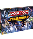 Star Wars Board Game Monopoly Saga Edition *English Version*