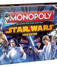 Star Wars Board Game Monopoly Saga Edition *German Version*
