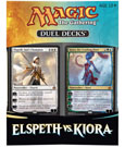 Magic the Gathering Duel Decks Elspeth vs. Kiora Display (6) english