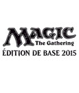 Magic the Gathering �dition de Base 2015 Deck Builder�s Toolkit french