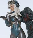 Fantasy Figure Gallery Statue 1/6 Space Host Girl (Erick Sosa) 36 cm
