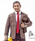Mr. Bean Action Figure 1/6 Mr. Bean 30 cm