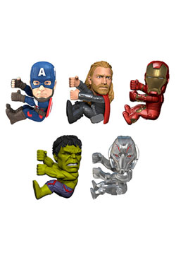 Avengers Age of Ultron Scalers Mini Figures 5 cm Assortment (50)