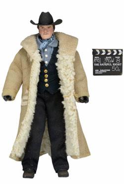 The Hateful Eight Action Figure Quentin Tarantino 20 cm
