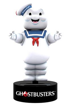 Ghostbusters Body Knocker Bobble-Figure Stay Puft 15 cm