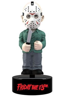 Friday the 13th Body Knocker Bobble-Figure Jason 15 cm