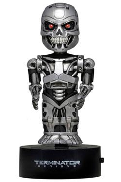 Terminator Genisys Body Knocker Bobble-Figure Endoskeleton 15 cm