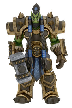 Heroes of the Storm Action Figure Thrall 17 cm