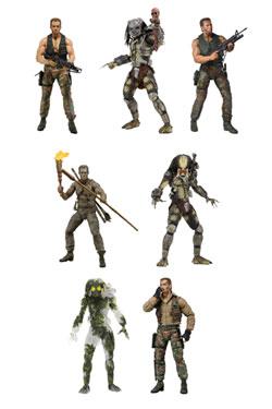 Predator Action Figures 20 cm 30th Anniversary Assortment (14)
