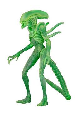 Alien vs. Predator Action Figure Alien Warrior Thermal Vision (Glow in the Dark) 23 cm