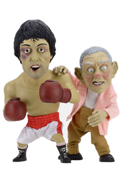 Rocky Maquette 2-Pack Rocky & Mickey Puppet 25-30 cm