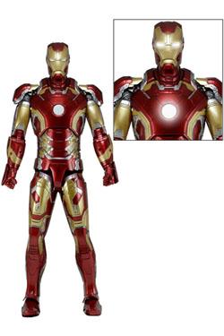 The Avengers Actionfigur 1/4 Iron Man Mark XLIII 46 cm