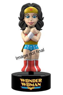 DC Comics Body Knocker Bobble-Figure Classic Wonder Woman 15 cm