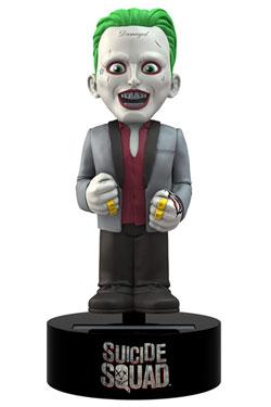 Suicide Squad Body Knocker Bobble-Figure Joker 15 cm