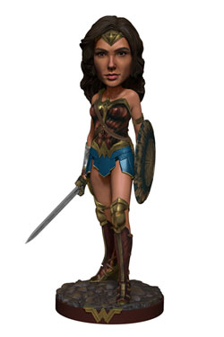 Wonder Woman Head Knocker Bobble-Head Wonder Woman 20 cm