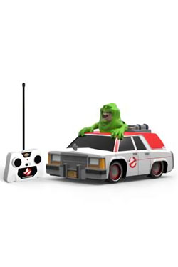 Ghostbusters RC Car 1/24 Ecto-1 with Slimer