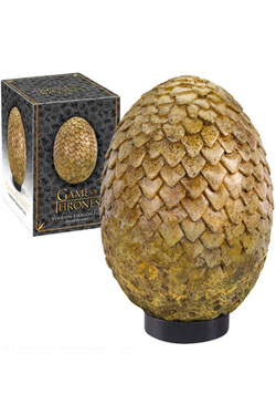 Game of Thrones Dragon Egg Prop Replica Viserion 20 cm