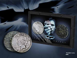 Batman The Dark Knight Replica Harvey Dent & Two-Face Coins