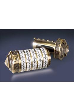 Da Vinci Code Replica 1/1 Cryptex