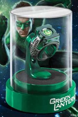 Green Lantern Movie Replica 1/1 Hal Jordan´s Ring