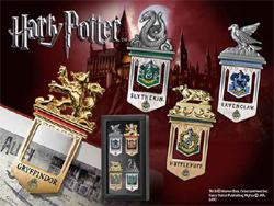 Harry Potter - Hogwarts Bookmarks 4er Set