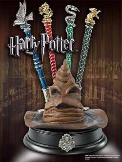Harry Potter - Sorting Hat Display (Stifthalter)