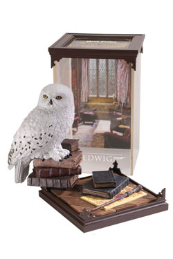Harry Potter Magical Creatures Statue Hedwig 19 cm