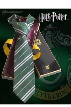 Harry Potter Tie Slytherin