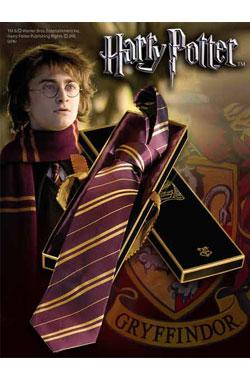 Harry Potter Tie Gryffindor