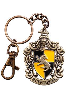 Harry Potter Metal Keychain Hufflepuff 5 cm