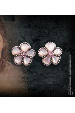 Harry Potter Replica 1/1 Hermione Granger´s Yule Ball Earrings (silver plated)