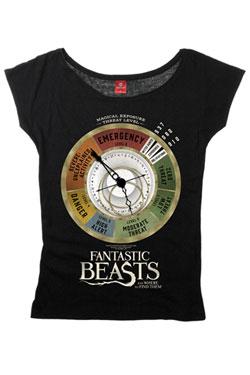 Fantastic Beasts Ladies T-Shirt Magical Exposure Size S