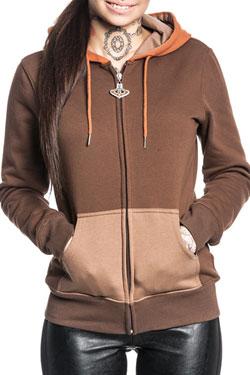 Star Wars Ladies Hooded Sweater Ewok Size S