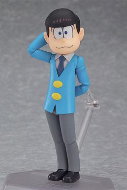 Osomatsu-san Figma Action Figure Todomatsu Matsuno 12 cm