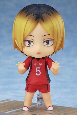 Haikyu!! Nendoroid Action Figure Kenma Kozume 10 cm