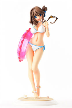 To Heart 2 XRATED PVC Statue 1/5 Komaki Manaka Summer Vacation Special 32 cm